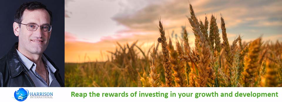 Reap the reward of investing in your growth and development