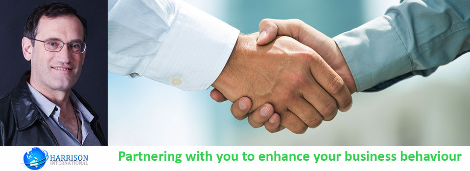 Partnering with you to enhance your business behaviour